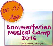 Sommerferien – Musical Camp 2016