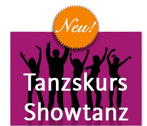 Tanzkurs Showtanz  buehnefrei.org