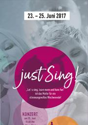 Just Sing - CVT Workshop